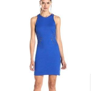 Bailey 44 royal blue cocktail dress